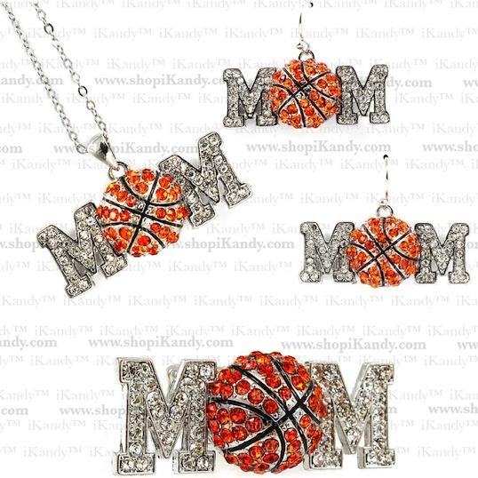 Basketball Mom Sports Set