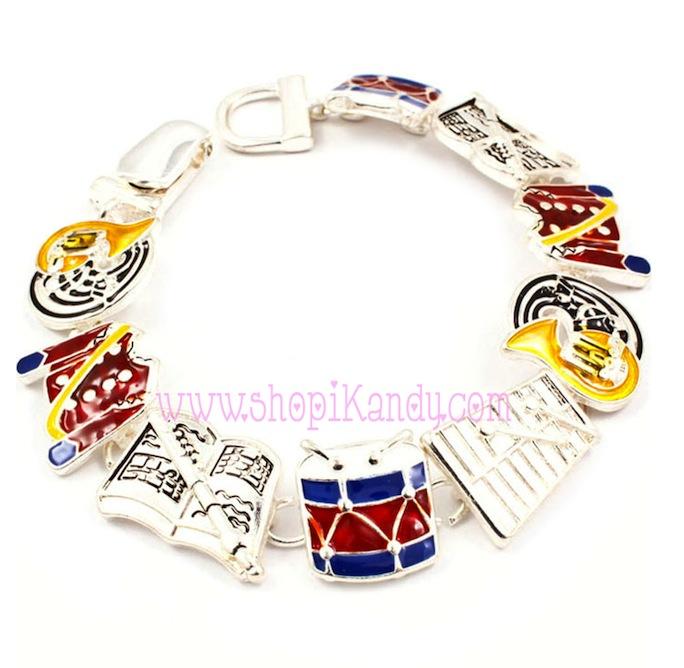 Band Instruments Bracelet
