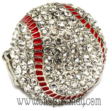 Baseball Bling Ring
