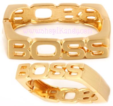 BOSS Bracelet