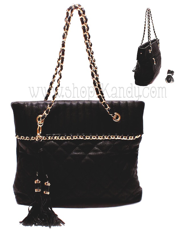Tassel & Chain Purse