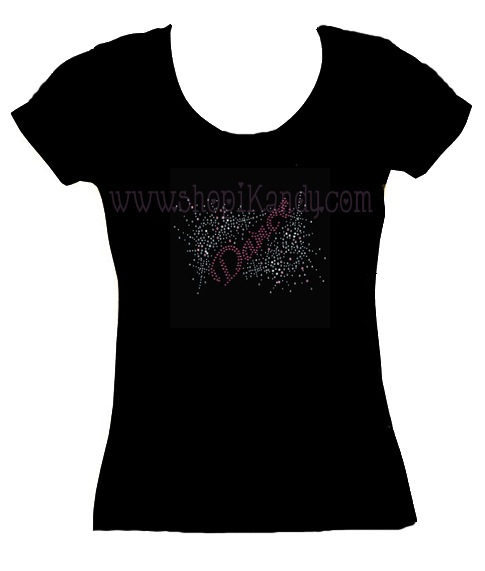 Adult Dance Bling T-shirt