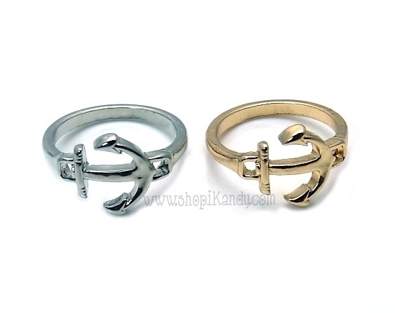 Nautical Anchor Rings