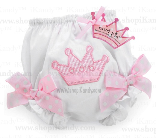 Princess Crown Bloomers