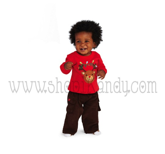 Reindeer 2 Pc Set