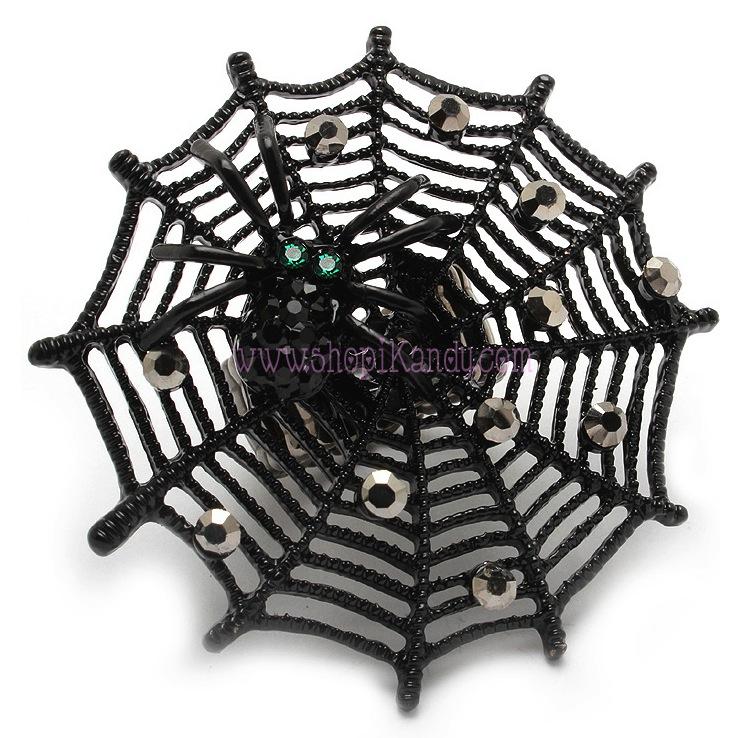 Spiderweb Ring