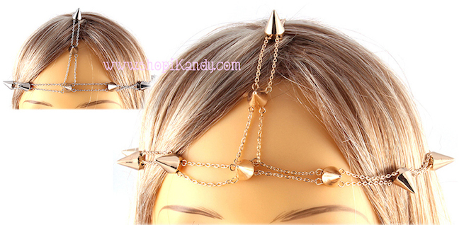 Spike Head Chain