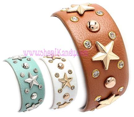 Stars & Studs Bracelet