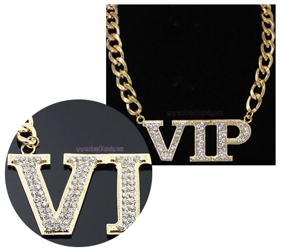 Bling VIP Necklace