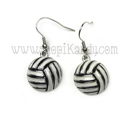Volleyball Sports Earrings
