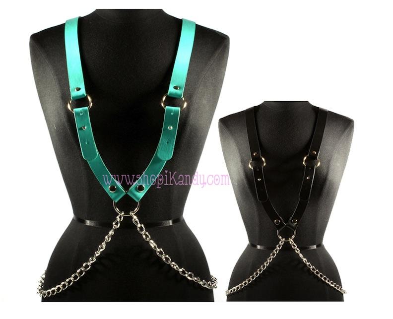 Wearable Armor X Chain Belt