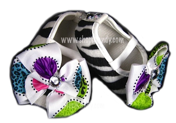 Little Diva Infant Crib Shoes