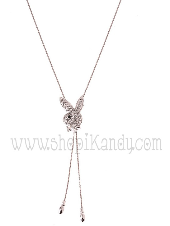 Playboy Bunny Necklace
